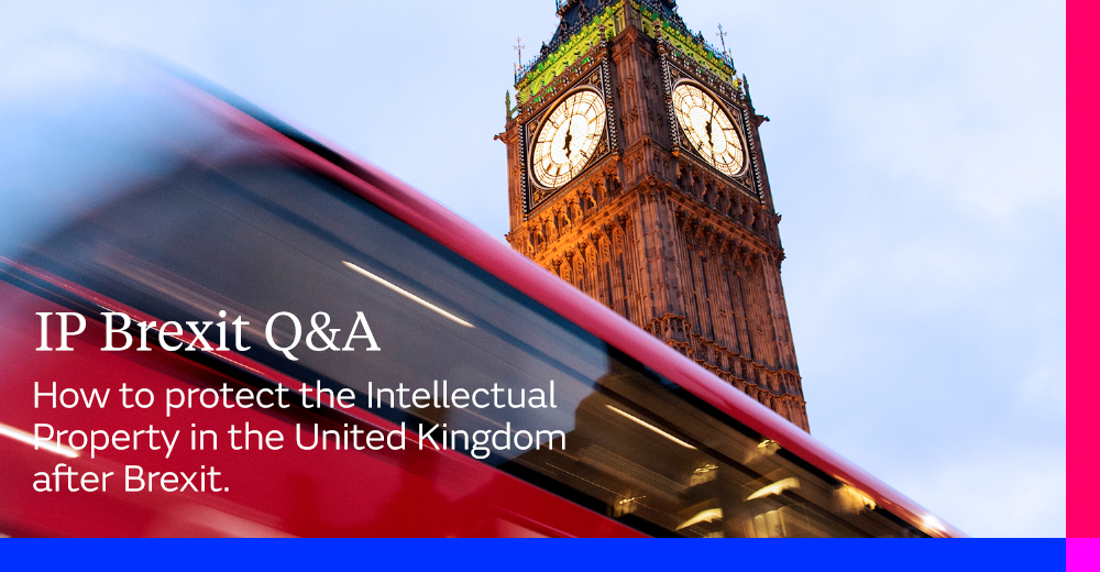 What do you need to know about the protection of your Intellectual Property rights in the United Kingdom?